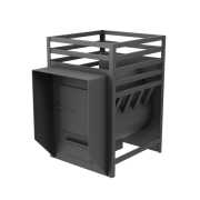 Печь для бани Теплынь Патриот-15