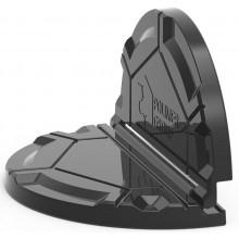 Крышка складная Роса для дачных колодцев (черная)